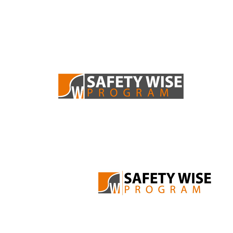 Logo Design by Ajaz ahmed Sohail - Entry No. 168 in the Logo Design Contest New Logo Design for Safety Wise Program.