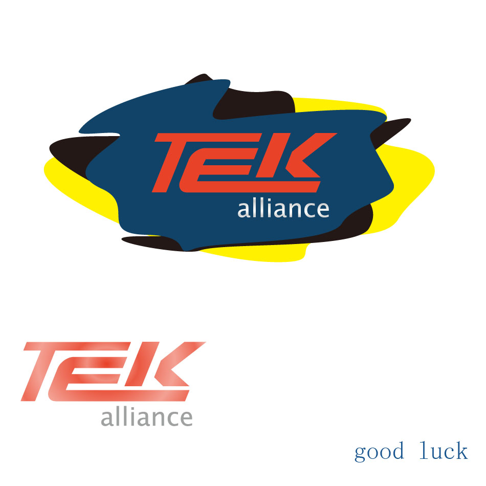 Logo Design by ban - Entry No. 68 in the Logo Design Contest TEK Alliance.