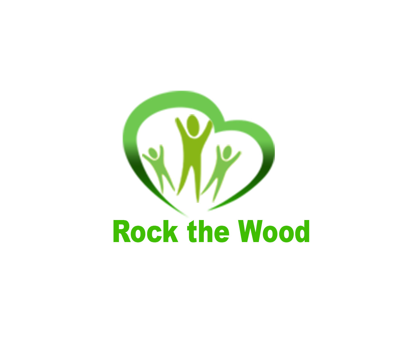 Logo Design by kjm22 - Entry No. 115 in the Logo Design Contest New Logo Design for Rock the Wood.