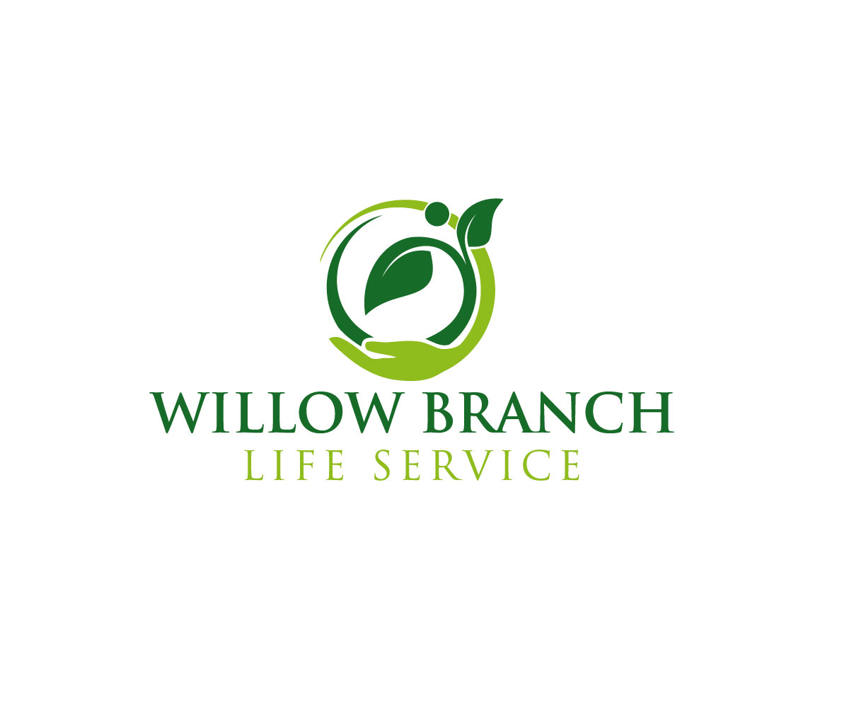 Logo Design by One Touch - Entry No. 168 in the Logo Design Contest Artistic Logo Design for Willow Branch Life Service.