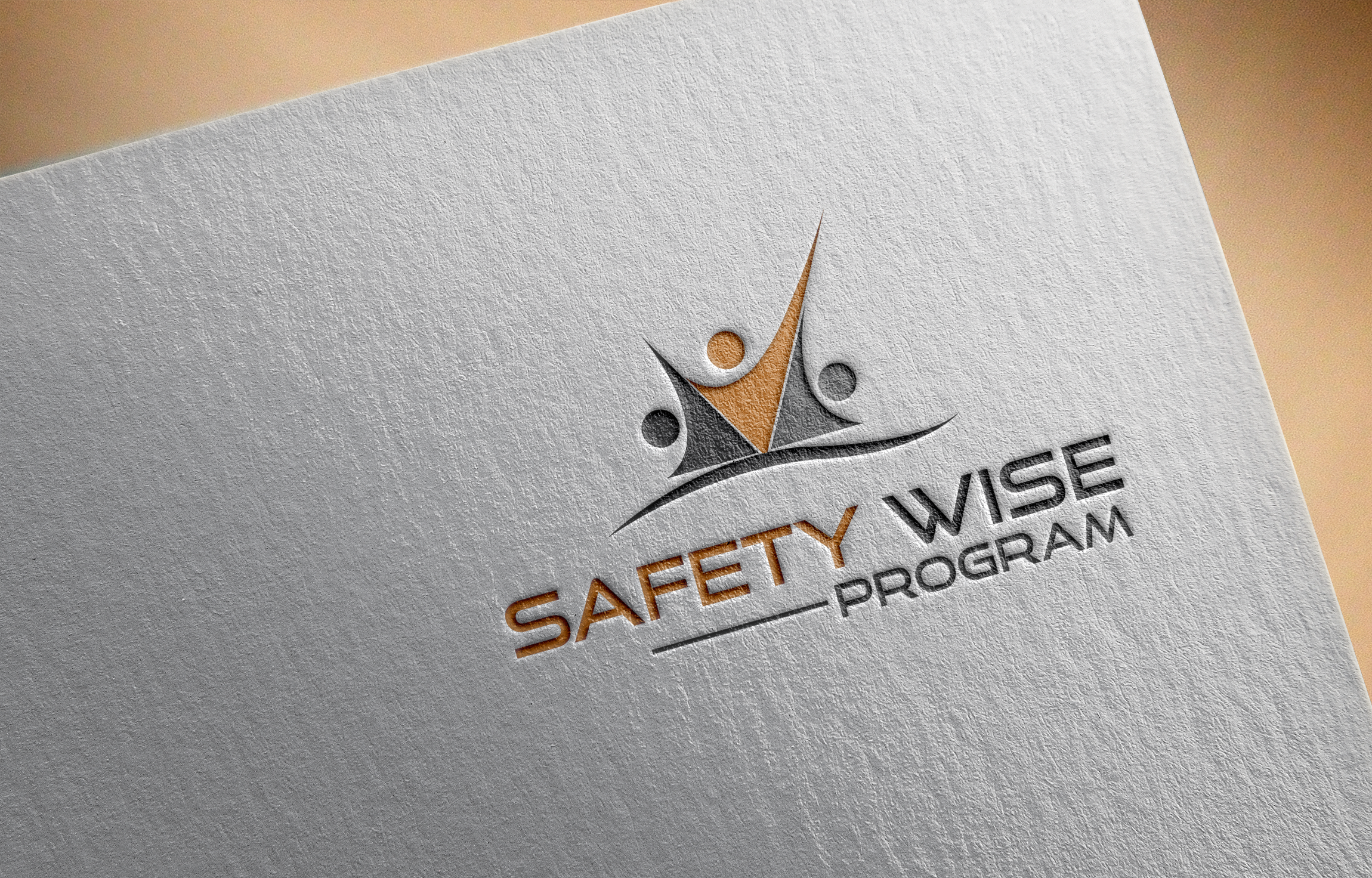 Logo Design by Prohor Ghagra - Entry No. 187 in the Logo Design Contest New Logo Design for Safety Wise Program.