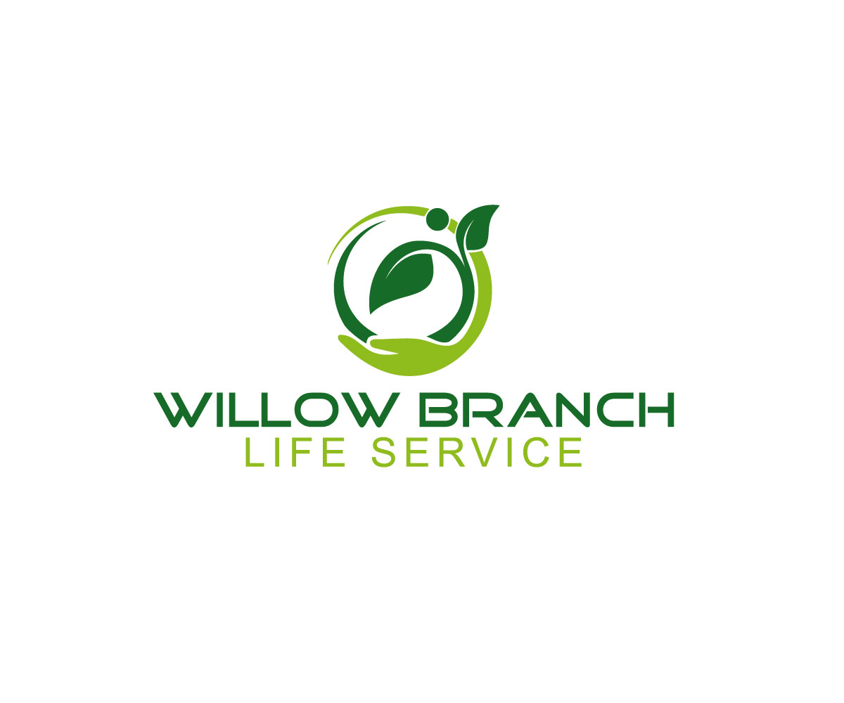 Logo Design by One Touch - Entry No. 178 in the Logo Design Contest Artistic Logo Design for Willow Branch Life Service.