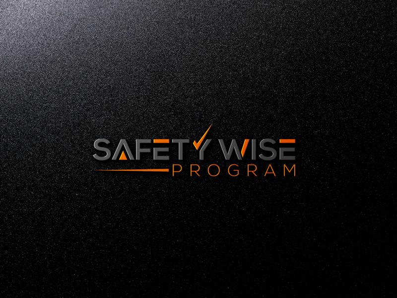 Logo Design by Md Harun Or Rashid - Entry No. 188 in the Logo Design Contest New Logo Design for Safety Wise Program.