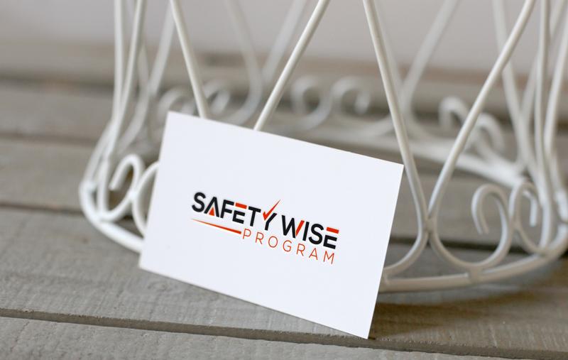 Logo Design by Md Harun Or Rashid - Entry No. 189 in the Logo Design Contest New Logo Design for Safety Wise Program.