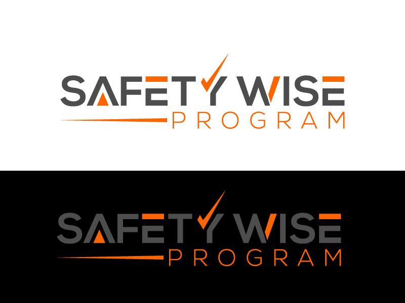 Logo Design by Md Harun Or Rashid - Entry No. 191 in the Logo Design Contest New Logo Design for Safety Wise Program.