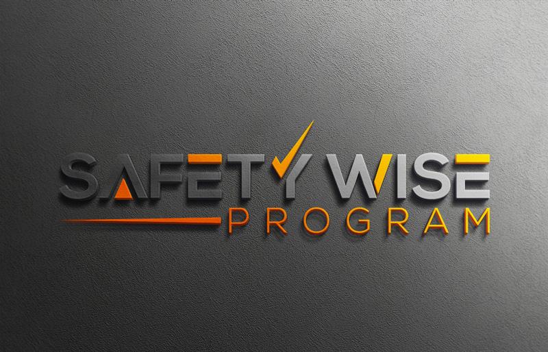 Logo Design by Md Harun Or Rashid - Entry No. 192 in the Logo Design Contest New Logo Design for Safety Wise Program.