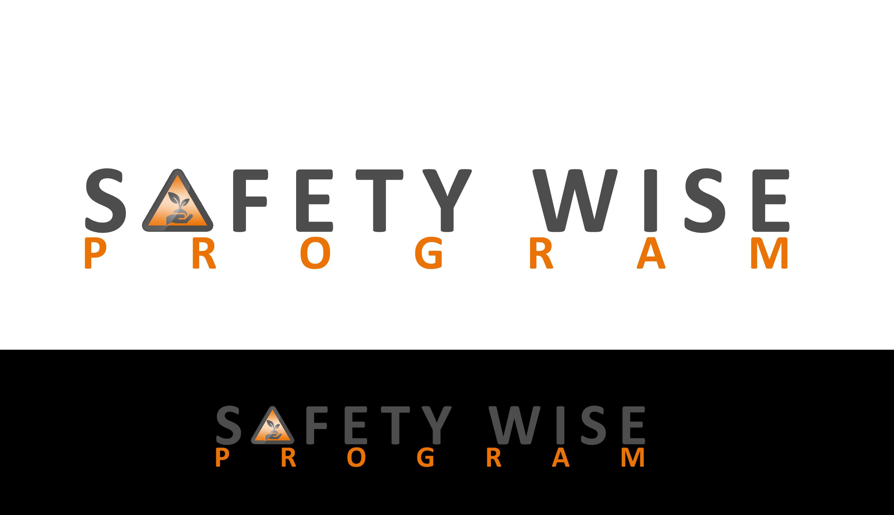 Logo Design by JSDESIGNGROUP - Entry No. 199 in the Logo Design Contest New Logo Design for Safety Wise Program.
