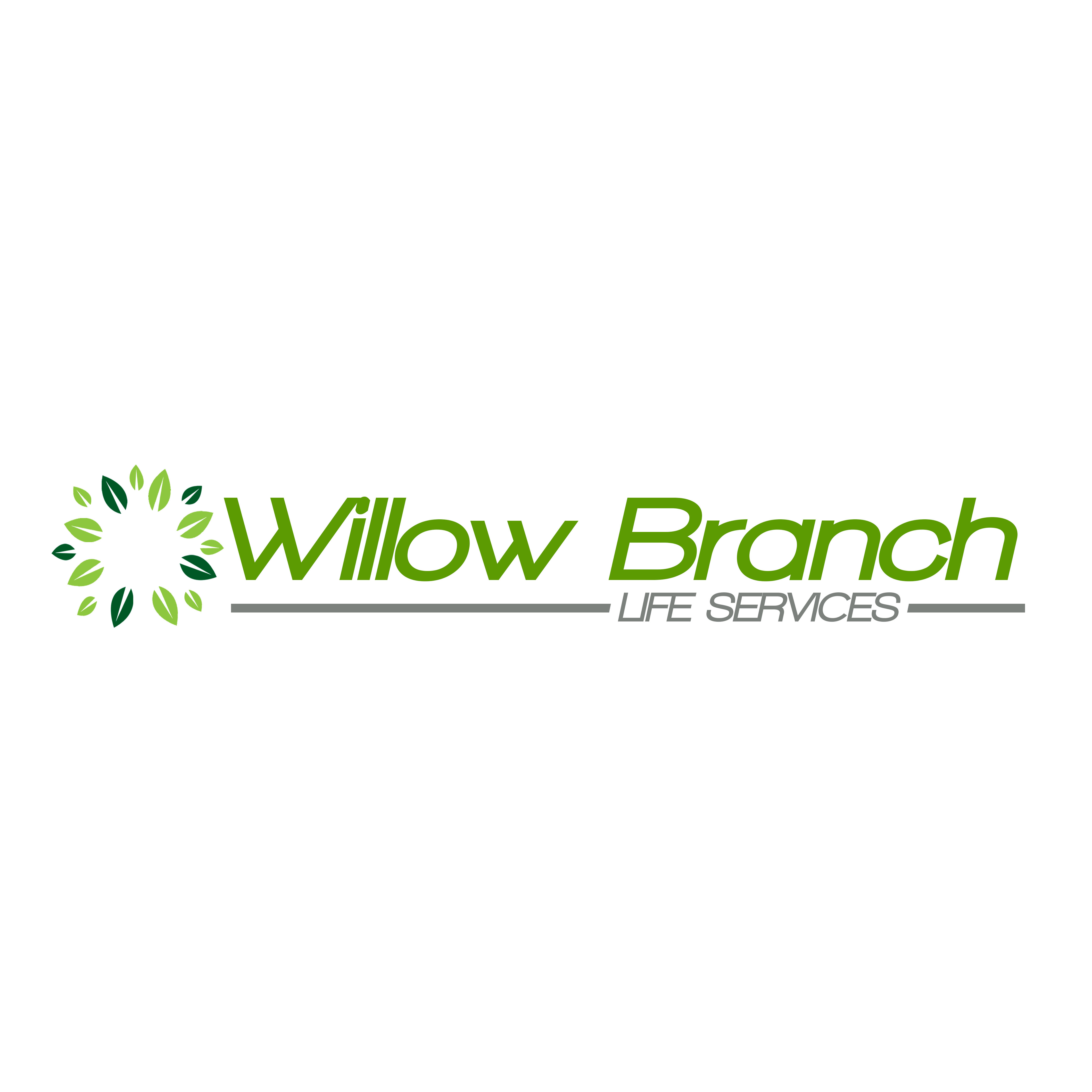 Logo Design by Private User - Entry No. 197 in the Logo Design Contest Artistic Logo Design for Willow Branch Life Service.