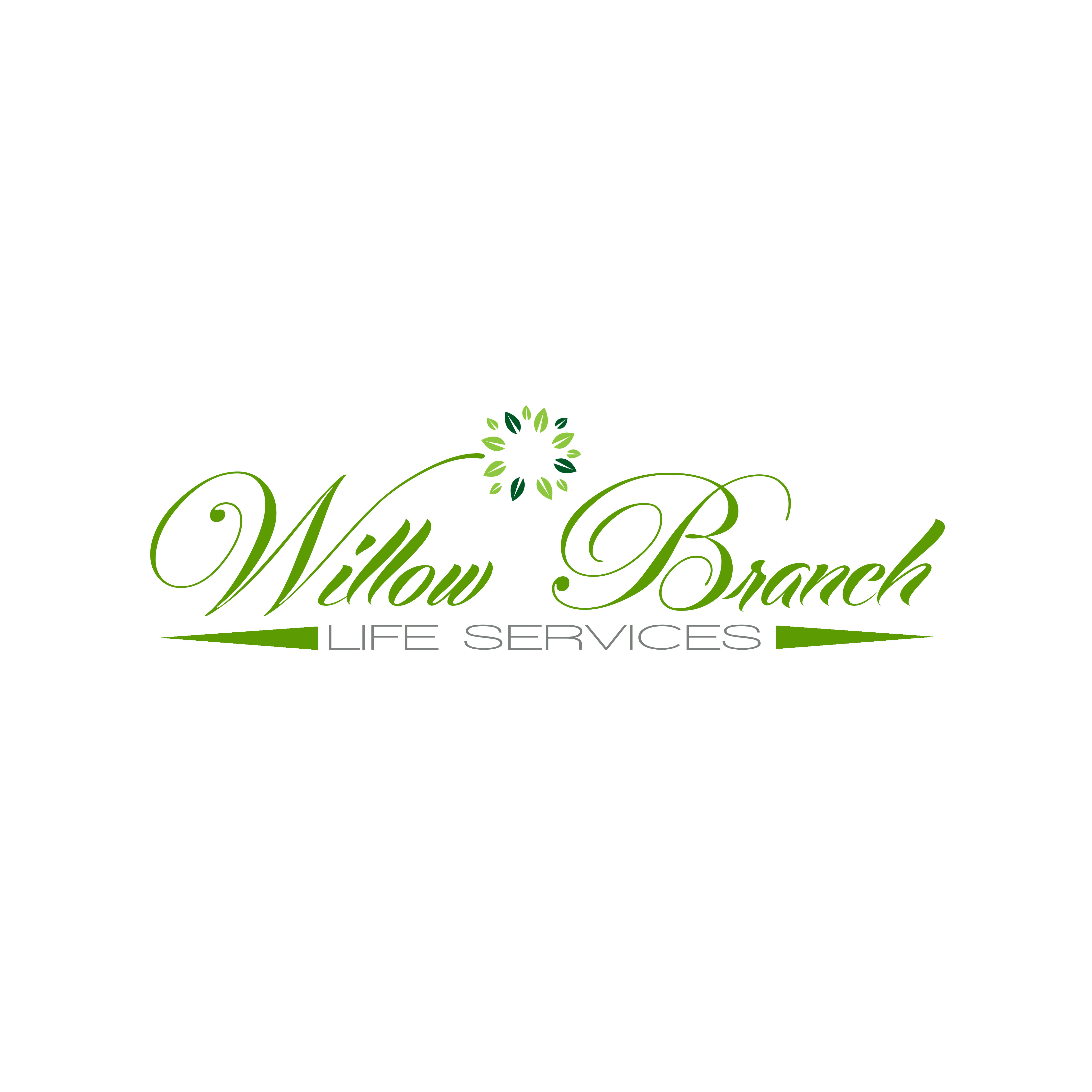 Logo Design by Private User - Entry No. 203 in the Logo Design Contest Artistic Logo Design for Willow Branch Life Service.