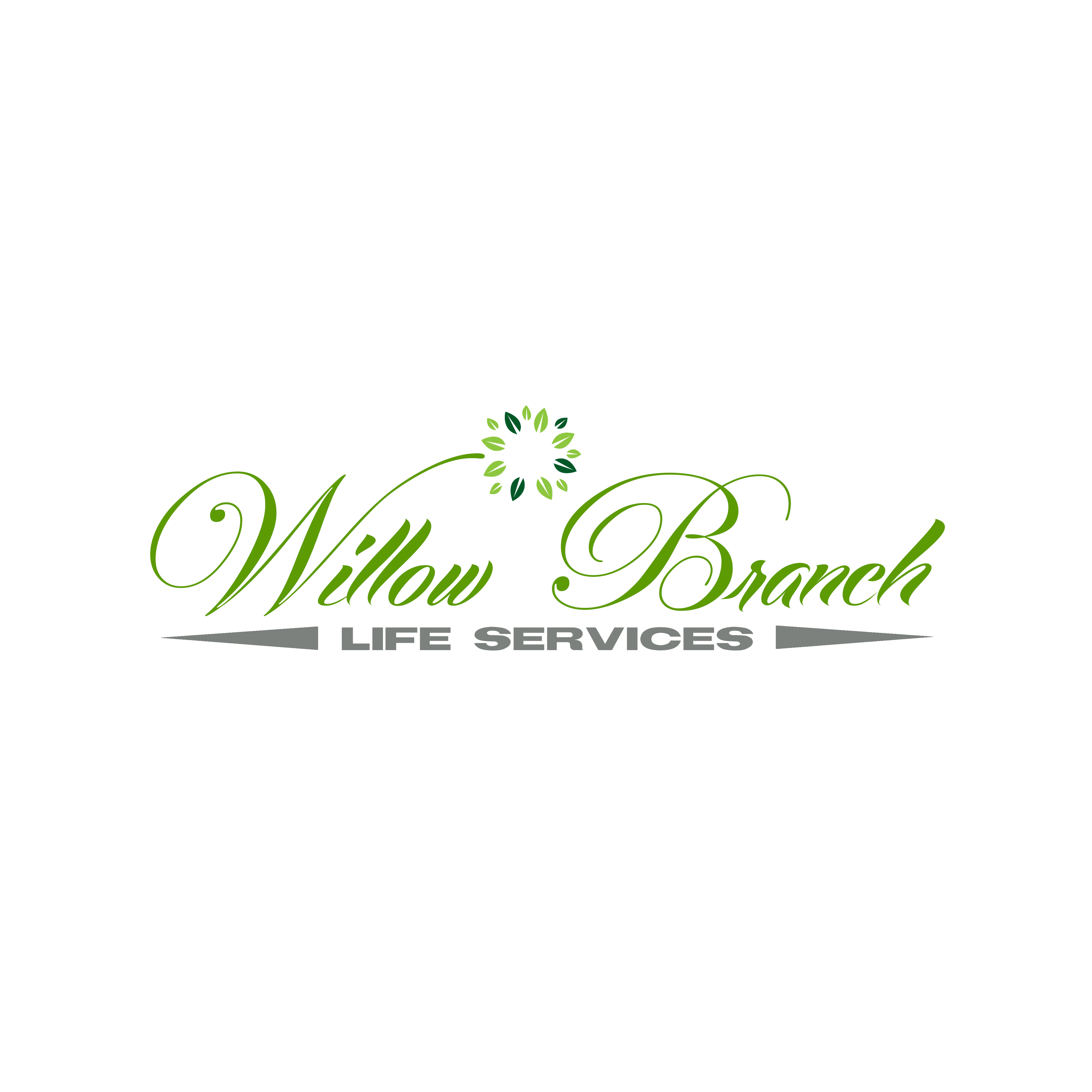 Logo Design by Private User - Entry No. 204 in the Logo Design Contest Artistic Logo Design for Willow Branch Life Service.