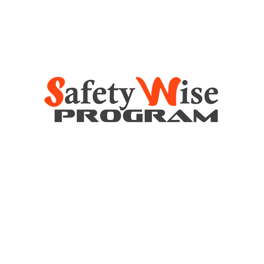 Logo Design by Luntik - Entry No. 201 in the Logo Design Contest New Logo Design for Safety Wise Program.