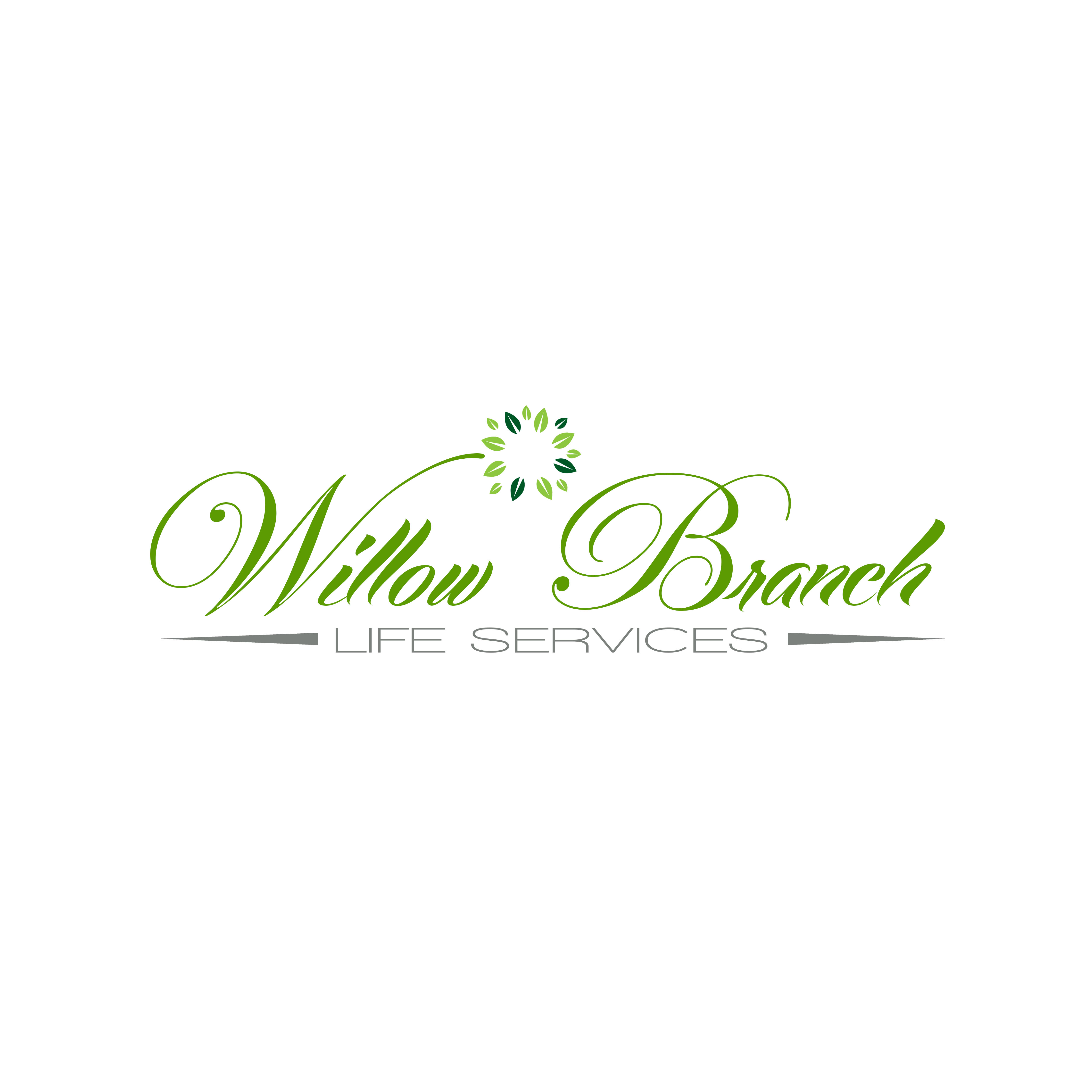 Logo Design by Private User - Entry No. 205 in the Logo Design Contest Artistic Logo Design for Willow Branch Life Service.