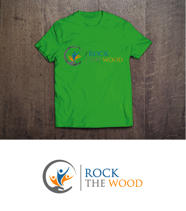 Logo Design by Private User - Entry No. 130 in the Logo Design Contest New Logo Design for Rock the Wood.