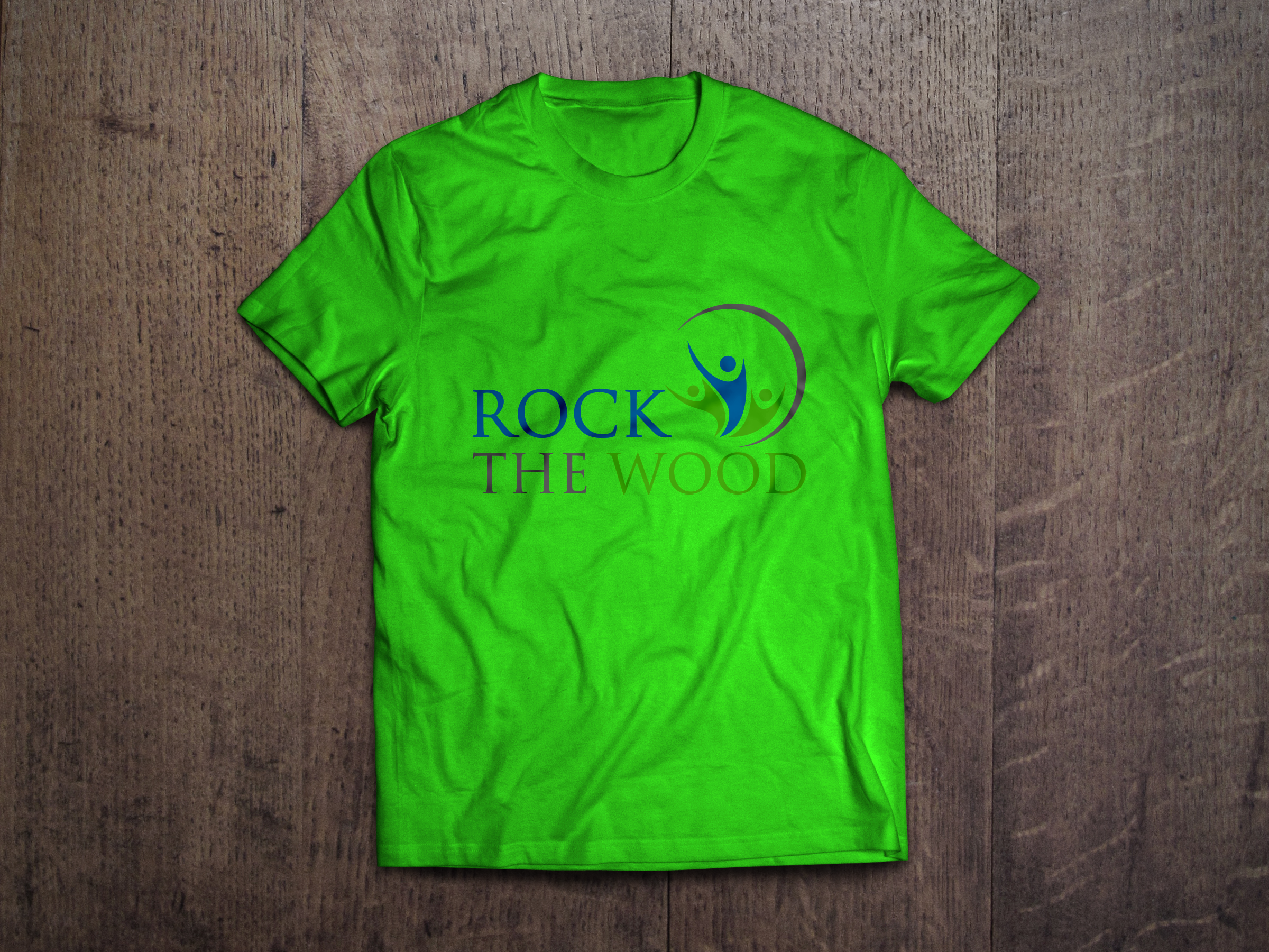 Logo Design by Private User - Entry No. 131 in the Logo Design Contest New Logo Design for Rock the Wood.