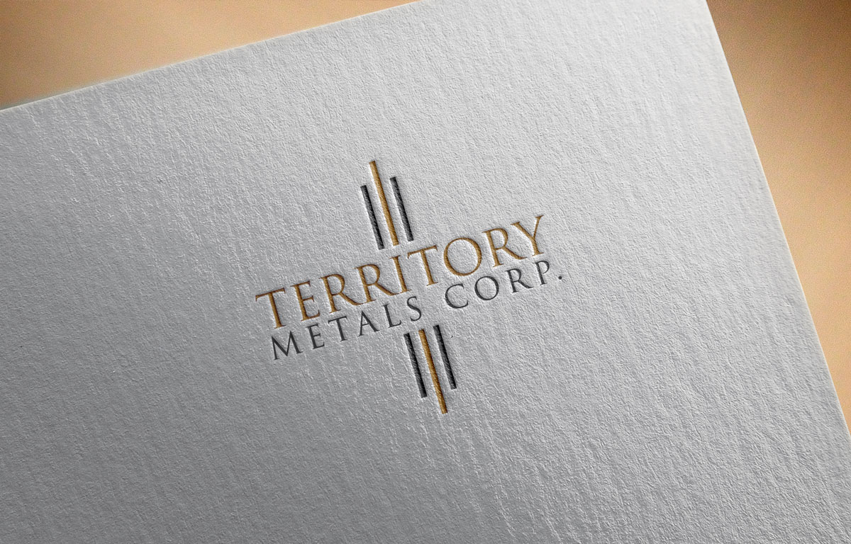 Logo Design by Private User - Entry No. 132 in the Logo Design Contest Unique Logo Design Wanted for Territory Metals Corp..