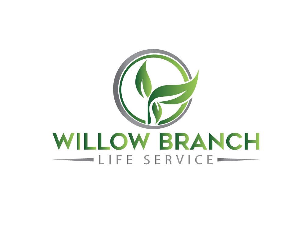 Logo Design by Melton Design - Entry No. 216 in the Logo Design Contest Artistic Logo Design for Willow Branch Life Service.