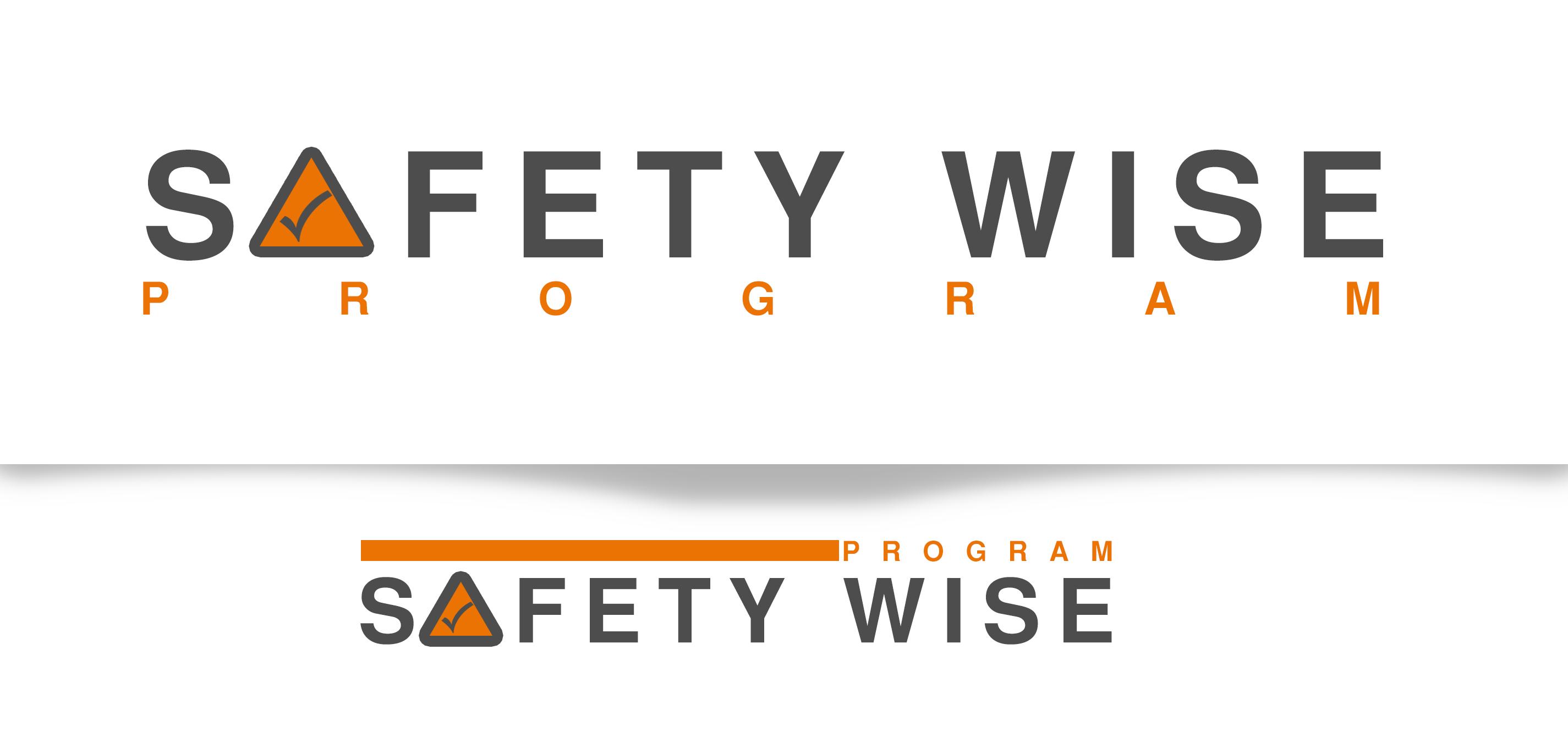 Logo Design by JSDESIGNGROUP - Entry No. 211 in the Logo Design Contest New Logo Design for Safety Wise Program.