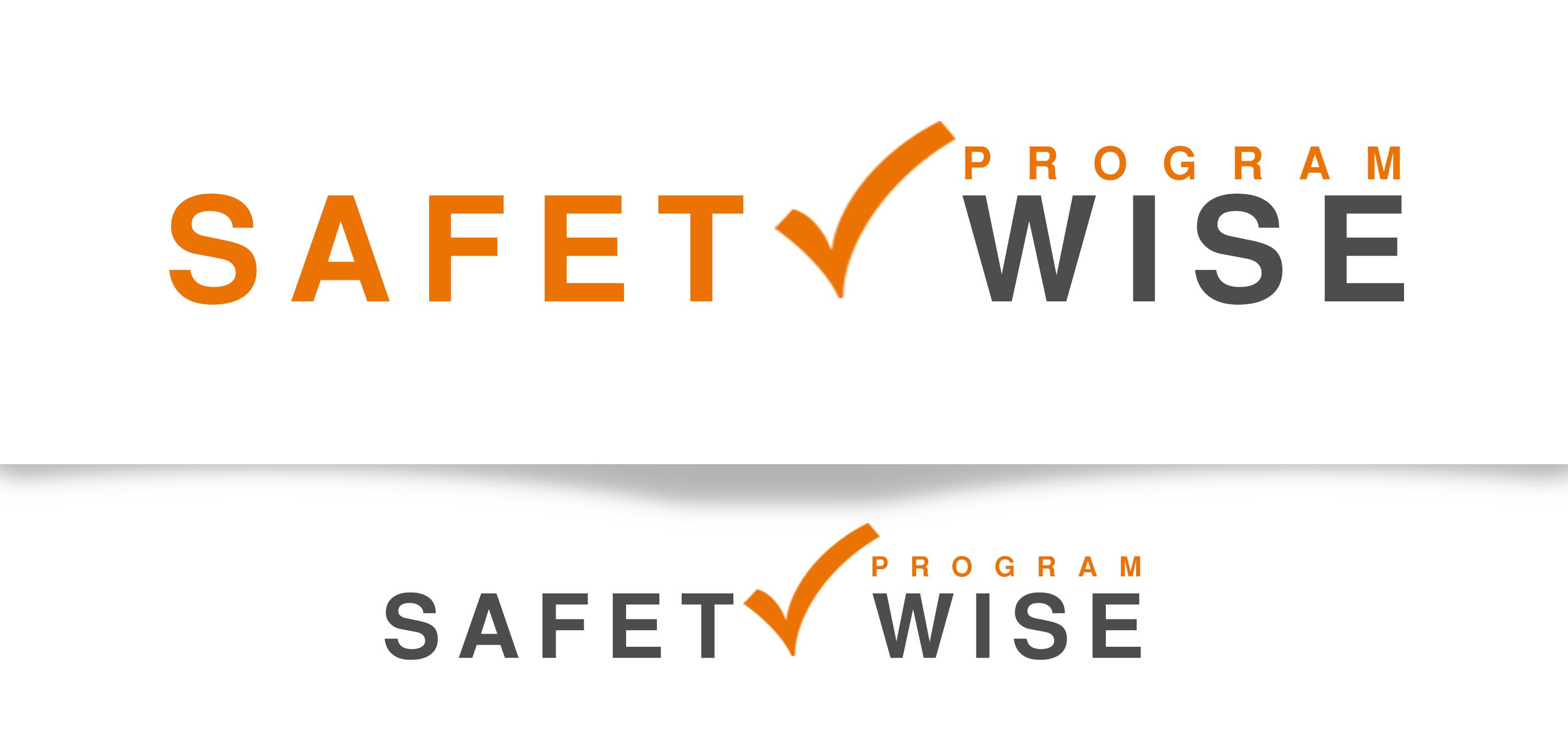 Logo Design by JSDESIGNGROUP - Entry No. 213 in the Logo Design Contest New Logo Design for Safety Wise Program.