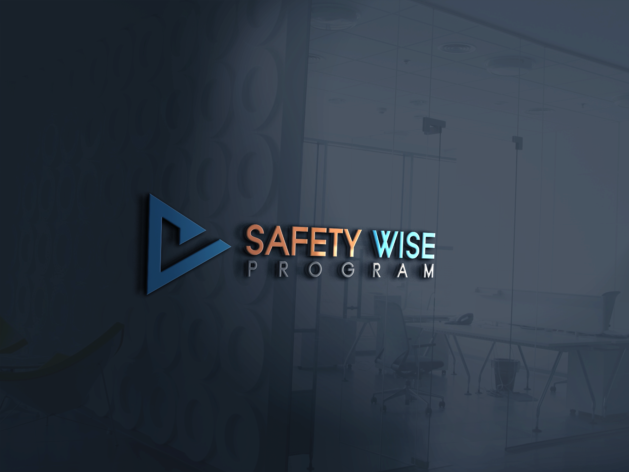 Logo Design by Prohor Ghagra - Entry No. 220 in the Logo Design Contest New Logo Design for Safety Wise Program.