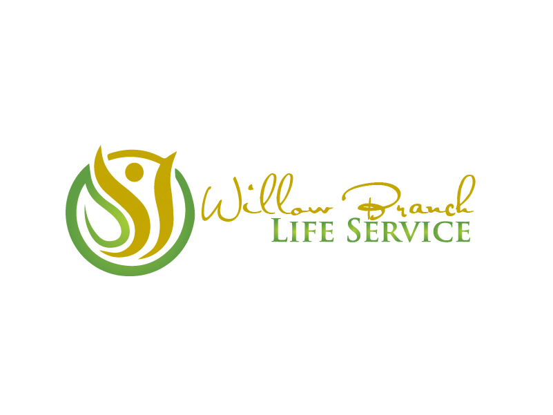 Logo Design by Private User - Entry No. 245 in the Logo Design Contest Artistic Logo Design for Willow Branch Life Service.