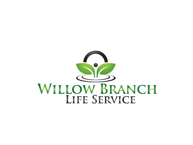 Logo Design by Private User - Entry No. 248 in the Logo Design Contest Artistic Logo Design for Willow Branch Life Service.