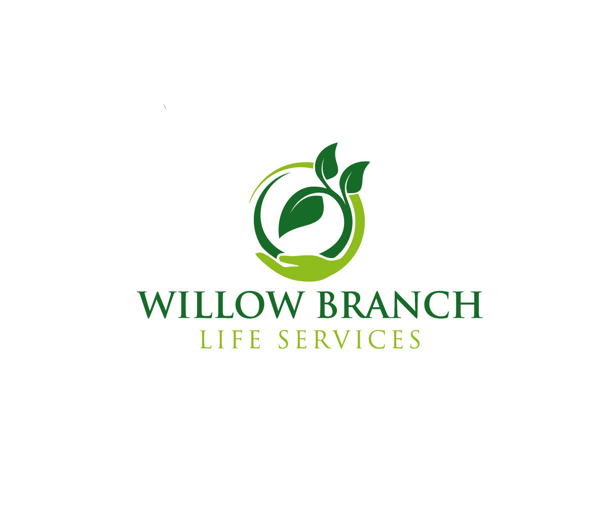 Logo Design by One Touch - Entry No. 256 in the Logo Design Contest Artistic Logo Design for Willow Branch Life Service.