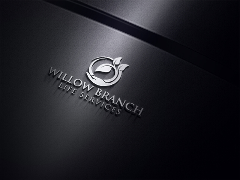 Logo Design by One Touch - Entry No. 257 in the Logo Design Contest Artistic Logo Design for Willow Branch Life Service.