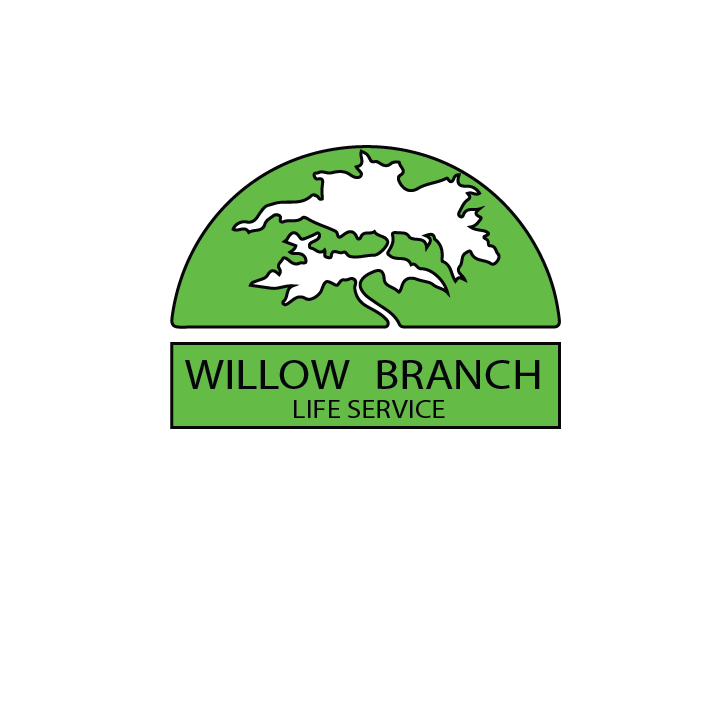Logo Design by Hassan Kaimkhani - Entry No. 263 in the Logo Design Contest Artistic Logo Design for Willow Branch Life Service.