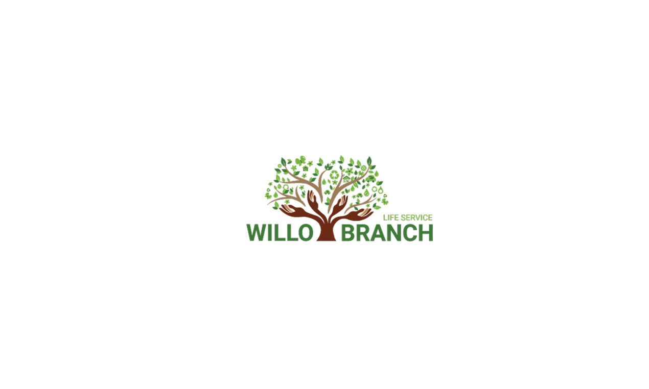 Logo Design by MD ZAHIR RAIHAN - Entry No. 265 in the Logo Design Contest Artistic Logo Design for Willow Branch Life Service.