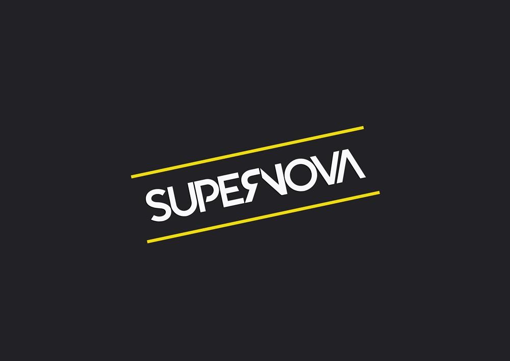 Logo Design by Banyumili - Entry No. 6 in the Logo Design Contest Creative Logo Design for Supernova.