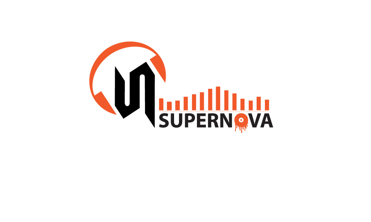 Logo Design by MD ZAHIR RAIHAN - Entry No. 8 in the Logo Design Contest Creative Logo Design for Supernova.