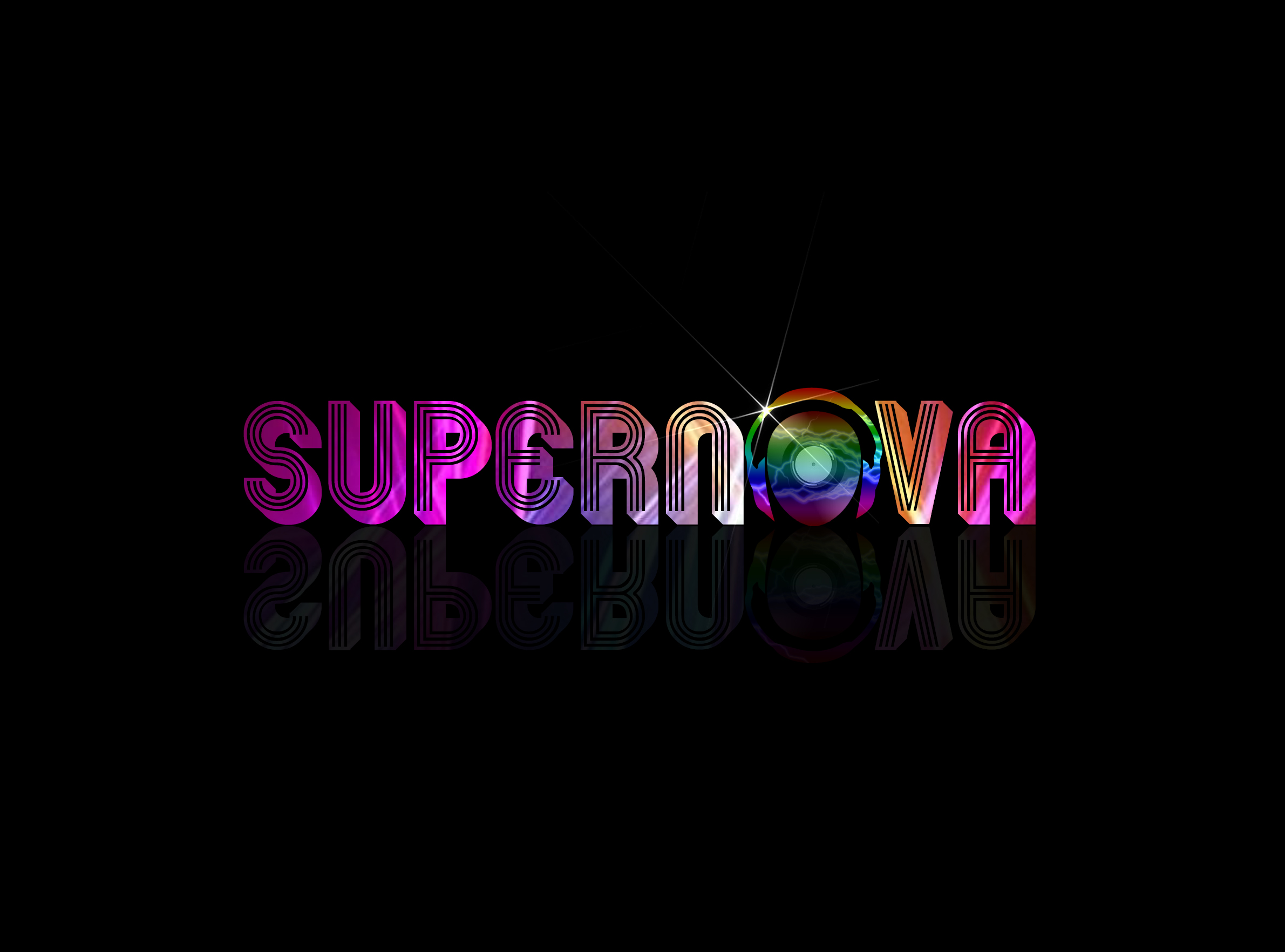 Logo Design by JSDESIGNGROUP - Entry No. 12 in the Logo Design Contest Creative Logo Design for Supernova.
