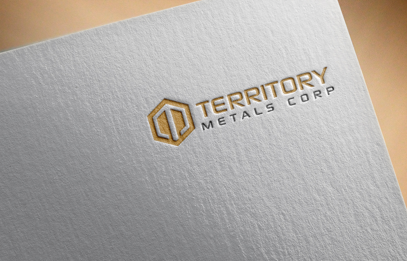 Logo Design by Mohammad azad Hossain - Entry No. 163 in the Logo Design Contest Unique Logo Design Wanted for Territory Metals Corp..