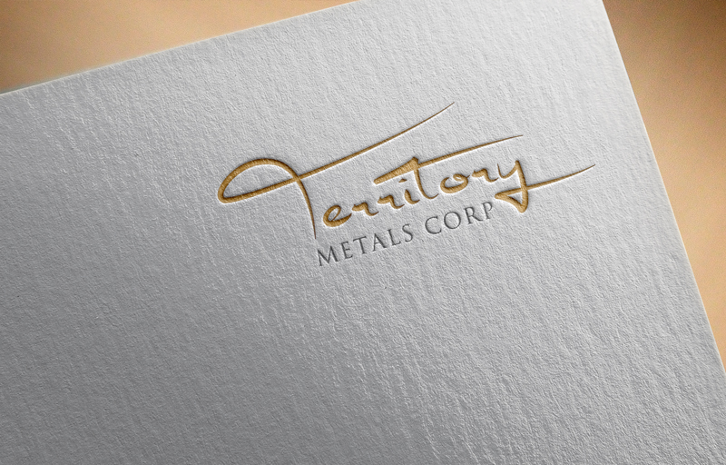 Logo Design by Mohammad azad Hossain - Entry No. 164 in the Logo Design Contest Unique Logo Design Wanted for Territory Metals Corp..