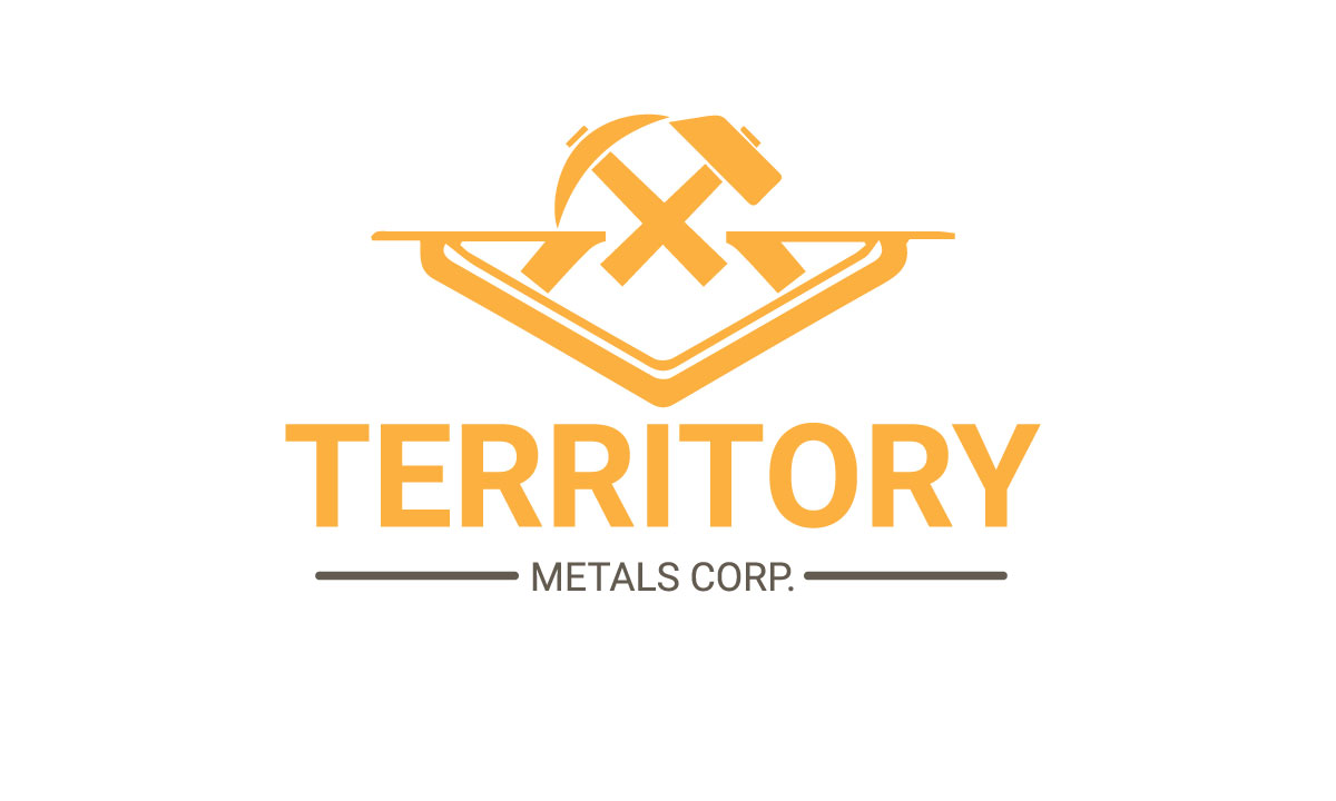 Logo Design by MD ZAHIR RAIHAN - Entry No. 176 in the Logo Design Contest Unique Logo Design Wanted for Territory Metals Corp..
