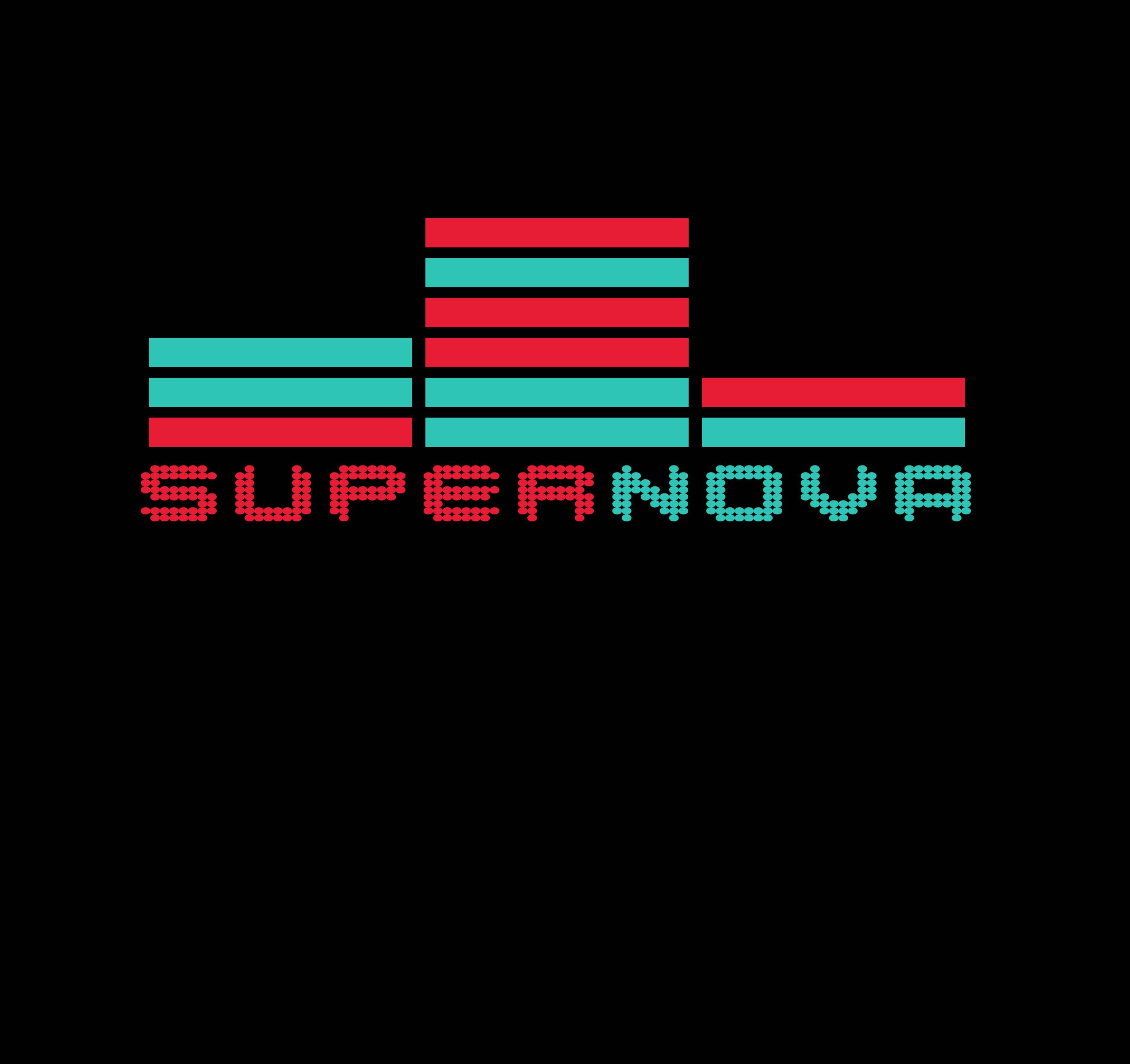 Logo Design by Alyssa Mae Marcial - Entry No. 21 in the Logo Design Contest Creative Logo Design for Supernova.