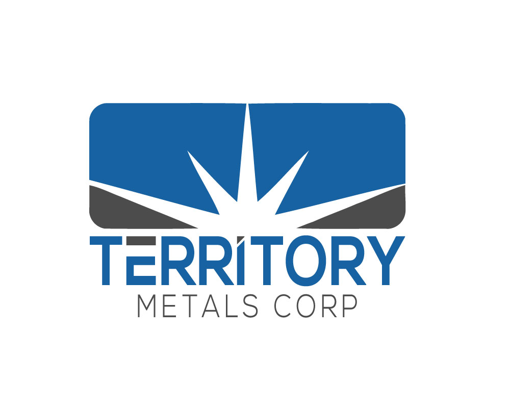 Logo Design by One Touch - Entry No. 181 in the Logo Design Contest Unique Logo Design Wanted for Territory Metals Corp..