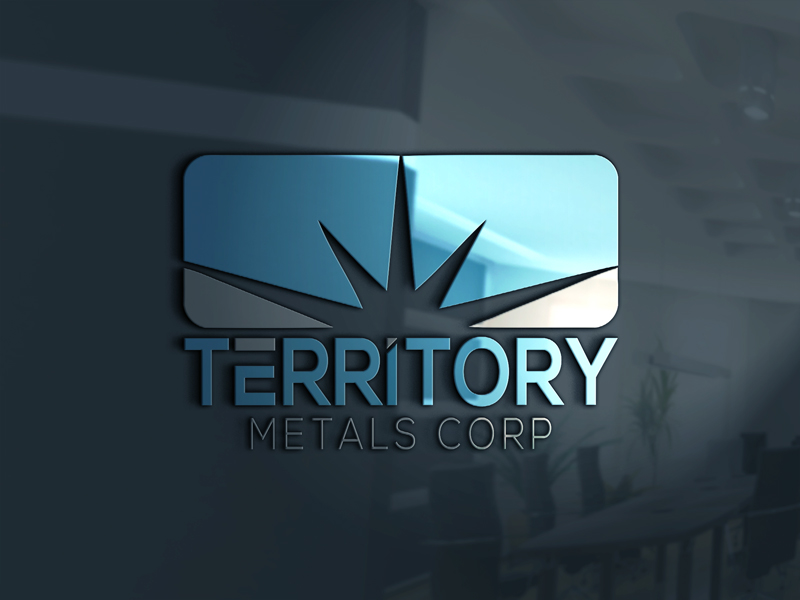 Logo Design by One Touch - Entry No. 183 in the Logo Design Contest Unique Logo Design Wanted for Territory Metals Corp..