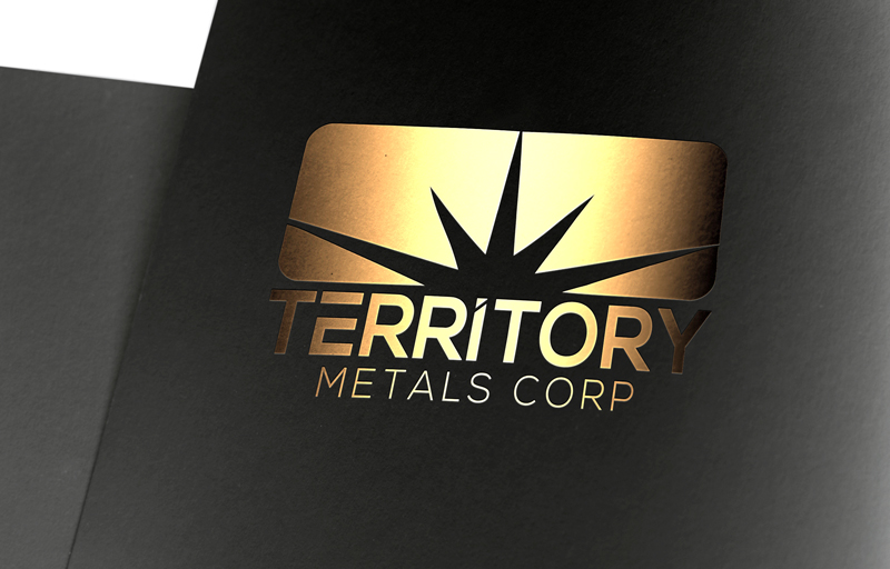 Logo Design by One Touch - Entry No. 184 in the Logo Design Contest Unique Logo Design Wanted for Territory Metals Corp..