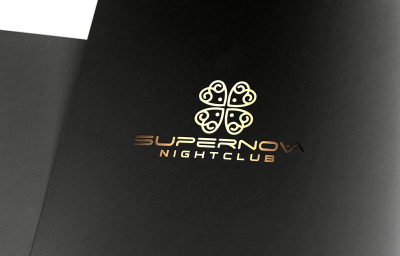 Logo Design by One Touch - Entry No. 24 in the Logo Design Contest Creative Logo Design for Supernova.
