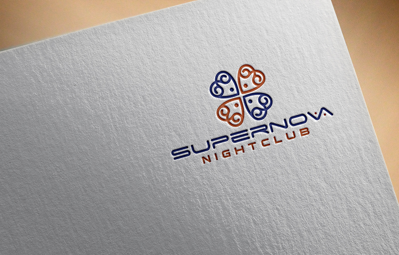 Logo Design by One Touch - Entry No. 25 in the Logo Design Contest Creative Logo Design for Supernova.