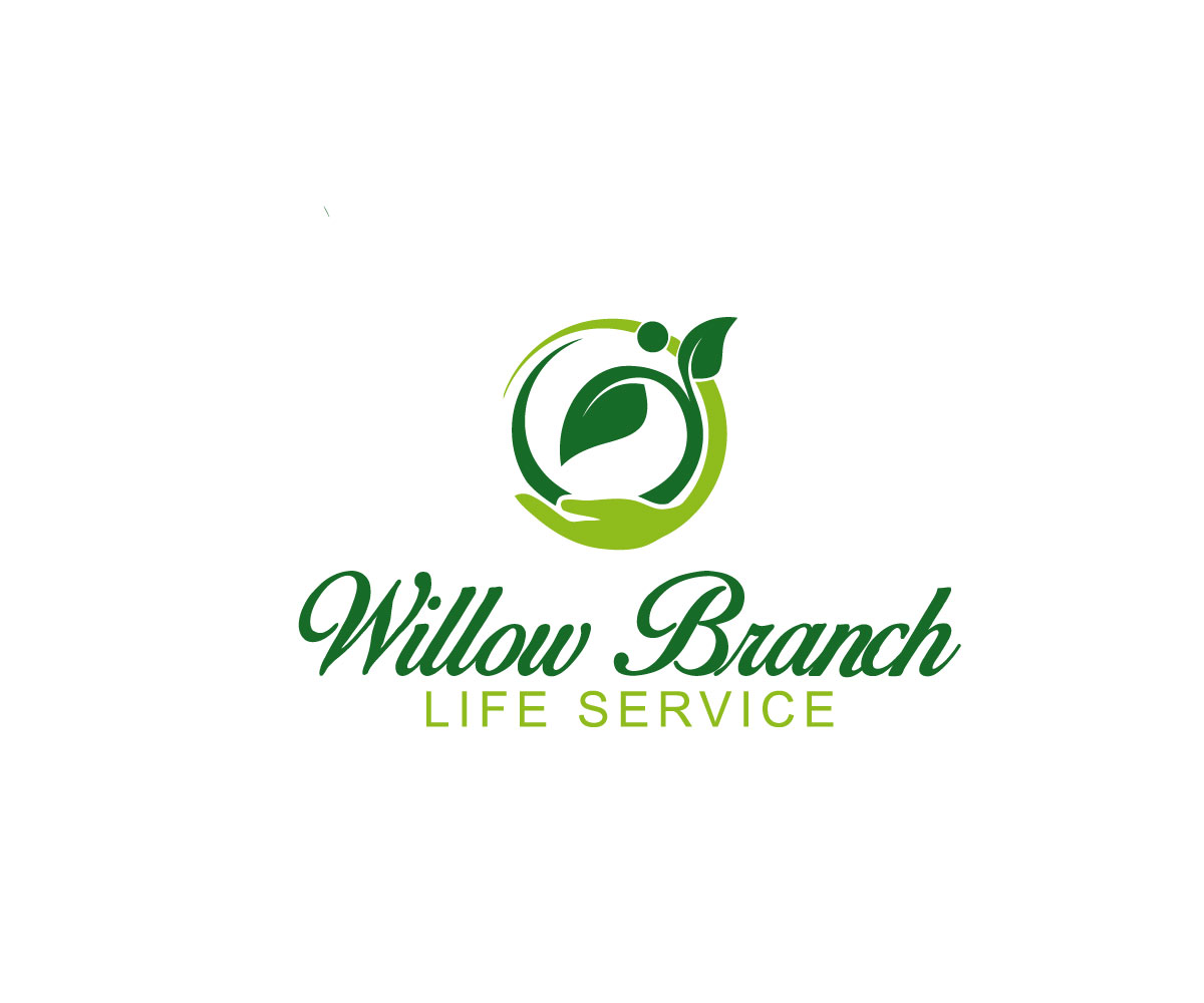 Logo Design by One Touch - Entry No. 285 in the Logo Design Contest Artistic Logo Design for Willow Branch Life Service.