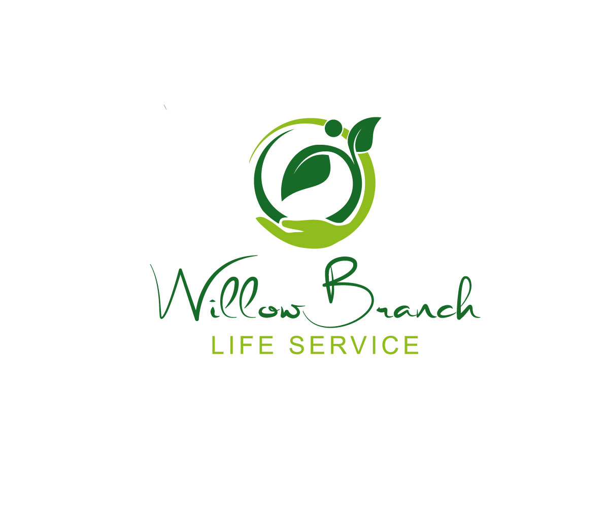 Logo Design by One Touch - Entry No. 286 in the Logo Design Contest Artistic Logo Design for Willow Branch Life Service.