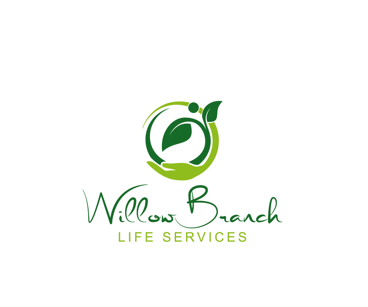 Logo Design by One Touch - Entry No. 290 in the Logo Design Contest Artistic Logo Design for Willow Branch Life Service.