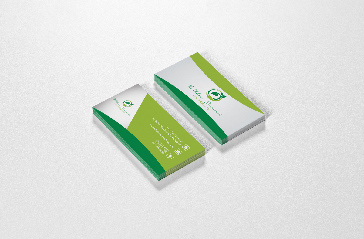 Logo Design by One Touch - Entry No. 292 in the Logo Design Contest Artistic Logo Design for Willow Branch Life Service.