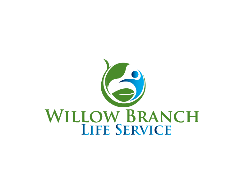 Logo Design by Private User - Entry No. 293 in the Logo Design Contest Artistic Logo Design for Willow Branch Life Service.