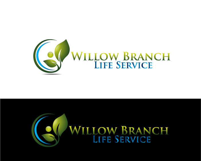 Logo Design by brands_in - Entry No. 296 in the Logo Design Contest Artistic Logo Design for Willow Branch Life Service.