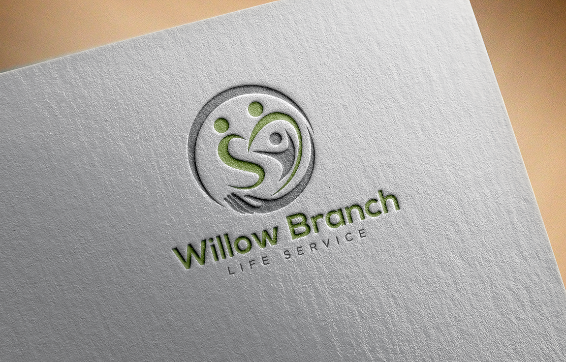 Logo Design by roc - Entry No. 299 in the Logo Design Contest Artistic Logo Design for Willow Branch Life Service.
