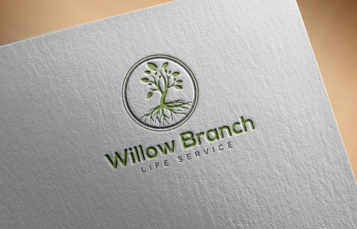 Logo Design by roc - Entry No. 301 in the Logo Design Contest Artistic Logo Design for Willow Branch Life Service.