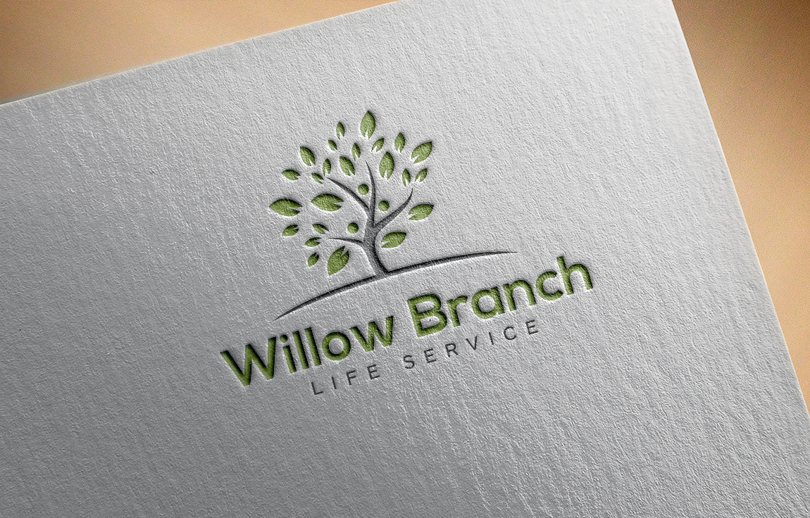 Logo Design by roc - Entry No. 303 in the Logo Design Contest Artistic Logo Design for Willow Branch Life Service.